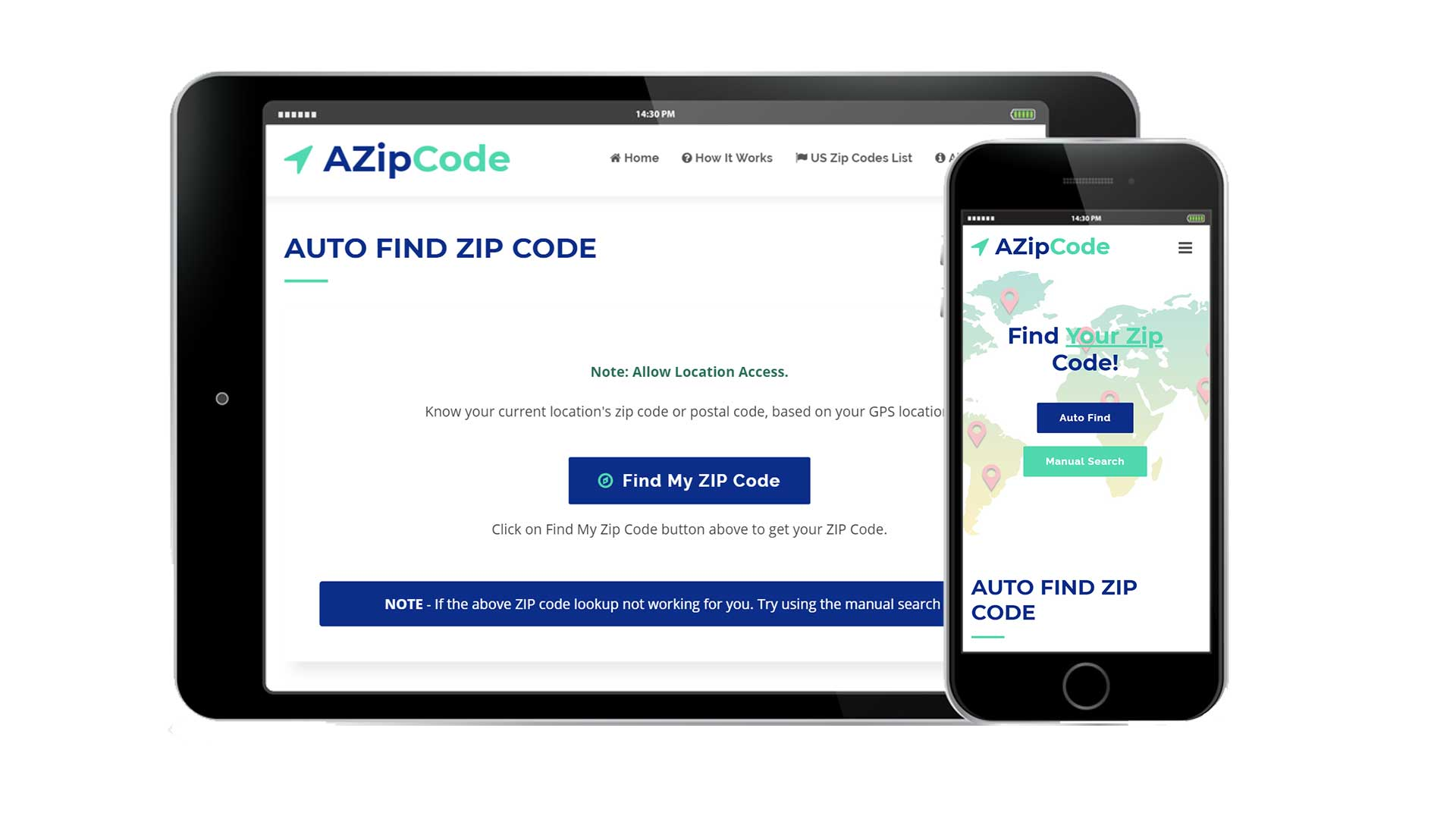 What Is My Zip Code >> An Online Zip Code Lookup Finder Azipcode